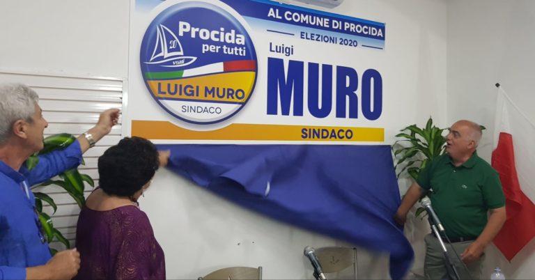 """Luigi Muro: """"Porterò entusiasmo e competenza a servizio della mia isola"""""""