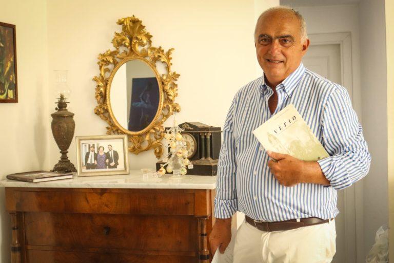 Luigi Muro: «Una candidatura che viene da lontano»